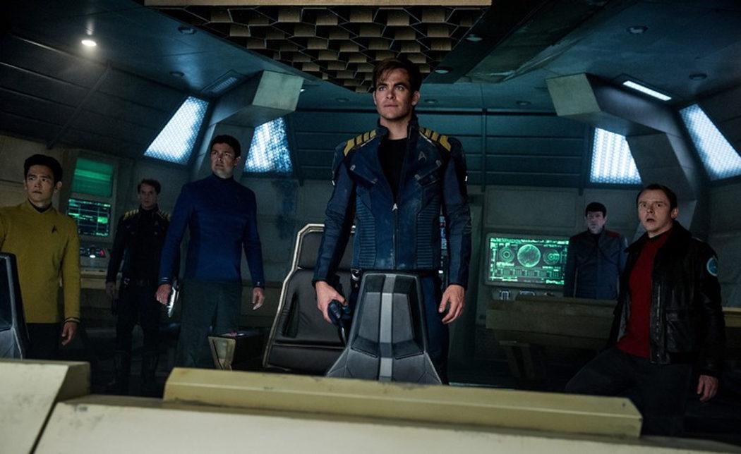 La tripulación de la USS Enterprise