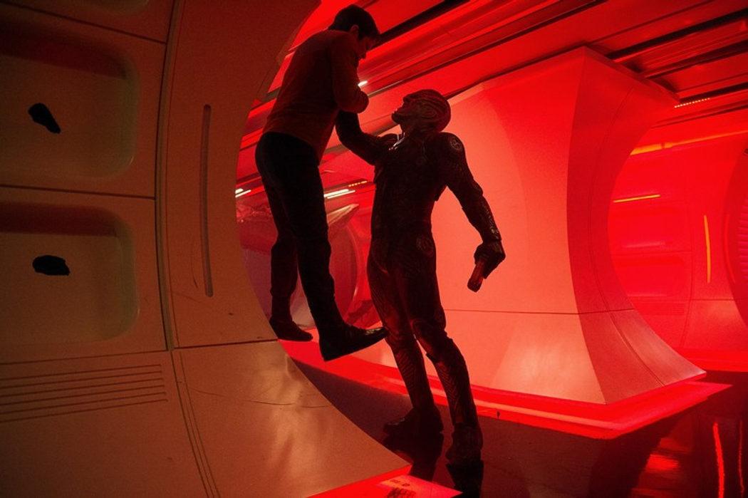 Idris Elba será Krall, el villano de de la película