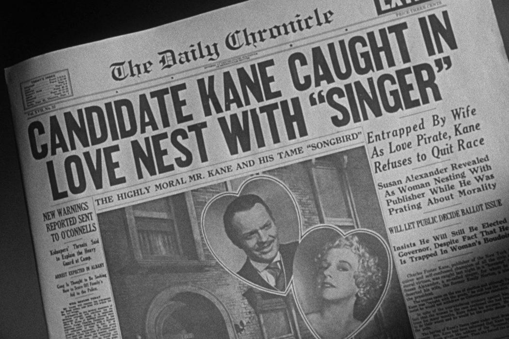'Ciudadano Kane' (1941)