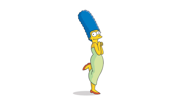 Marge Simpson ('Los Simpson')