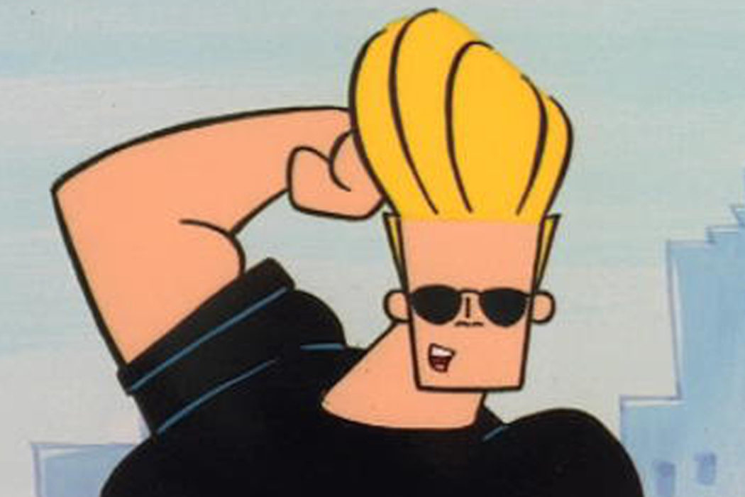 El Johnny Bravo real