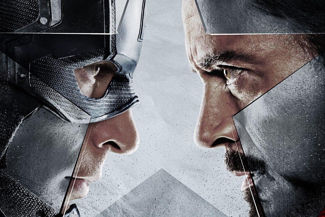 'Captain America: Civil War'
