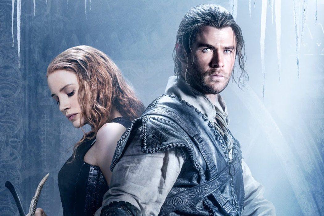 'Las crónicas de Blancanieves: El cazador y la reina del hielo'