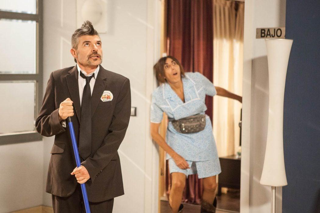 Cristina Castaño abandonará 'La que se avecina' tras la novena ...