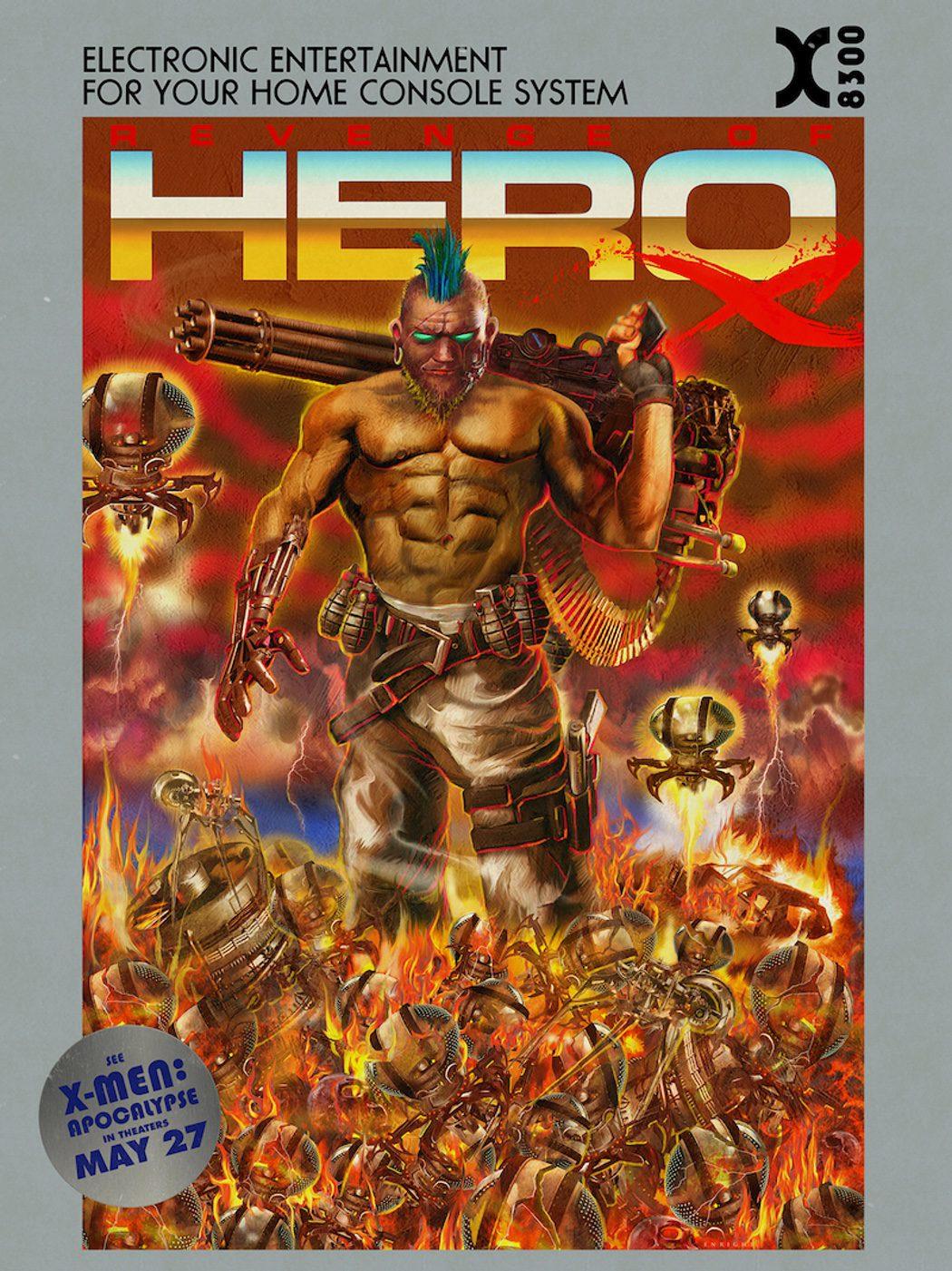 'Revenge of Hero X'