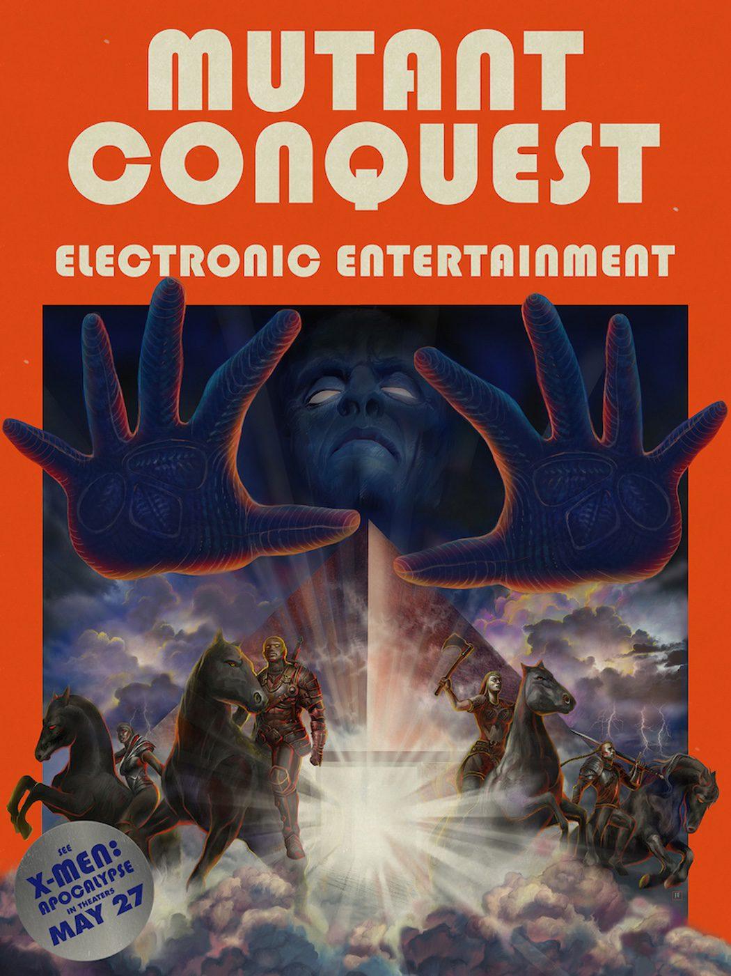 'Mutant Conquest'