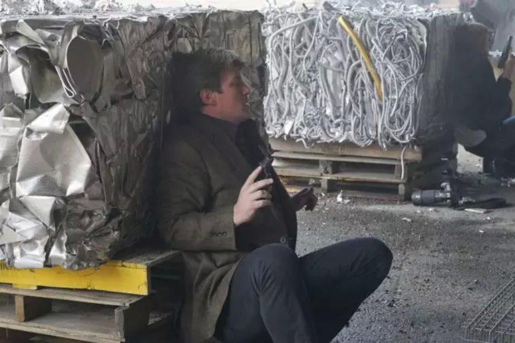 Castle y Beckett son disparados