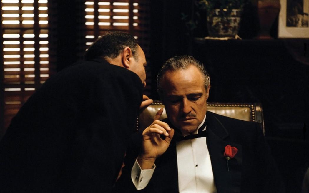 'El Padrino' de Francis Ford Coppola (1972)