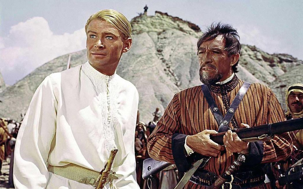 'Lawrence de Arabia' de David Lean (1962)