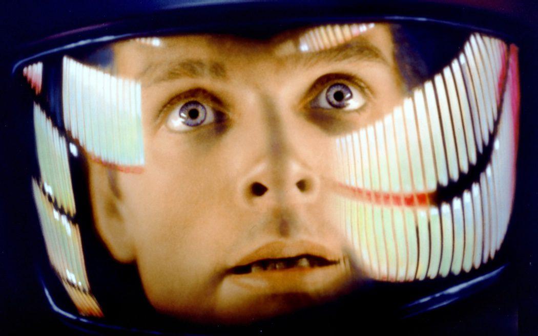 '2001: Una odisea del espacio' de Stanley Kubrick (1968)
