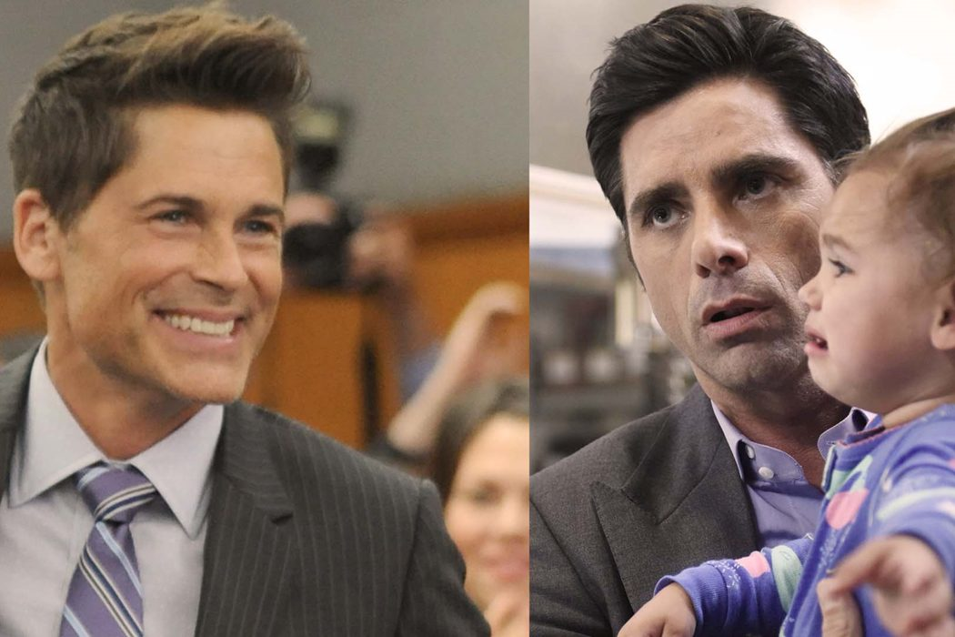 'Grandfathered' o 'The Grinder'