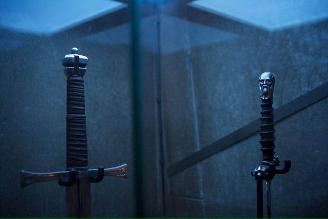 Armas pesadas inspiradas de la saga