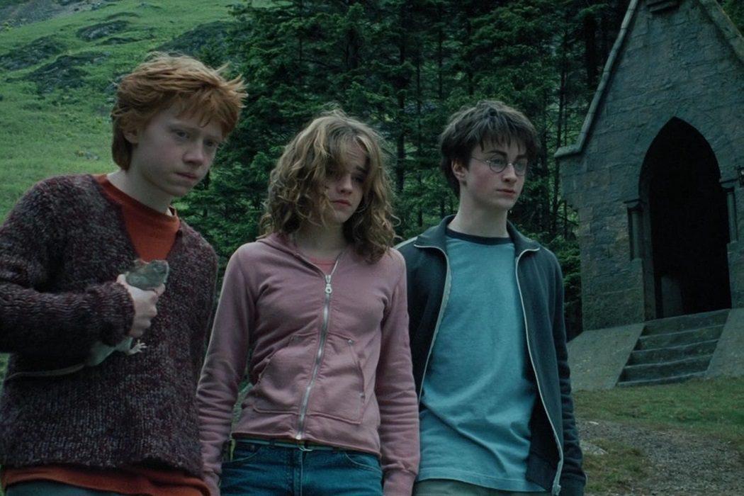 'Harry Potter y el prisionero de Azkabán'