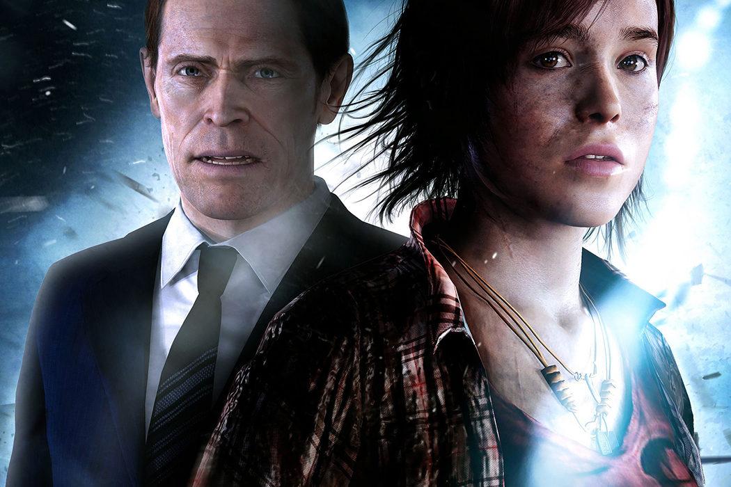 'Beyond: Dos almas': Telequinesis en 3D