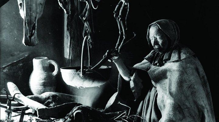 'Häxan. La brujería a través de los tiempos'