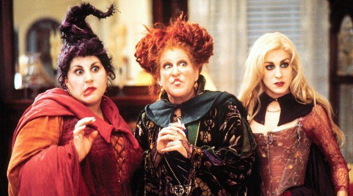 Brujas para toda la familia
