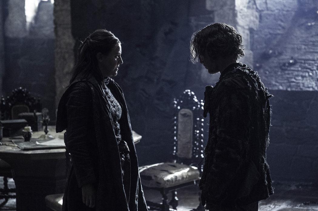 Asha y Theon Greyjoy / Hediondo