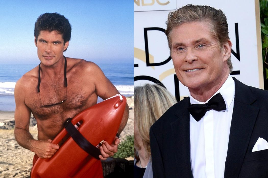David Hasselhoff (Mitch Buchannon)
