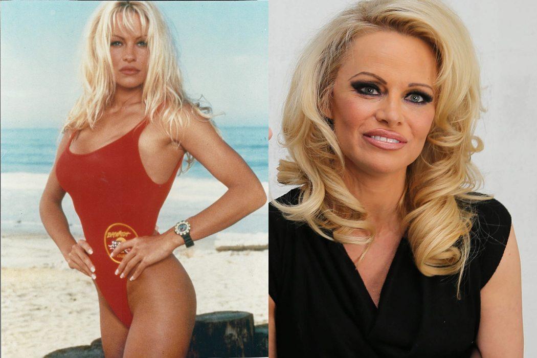 Pamela Anderson (CJ Parker)