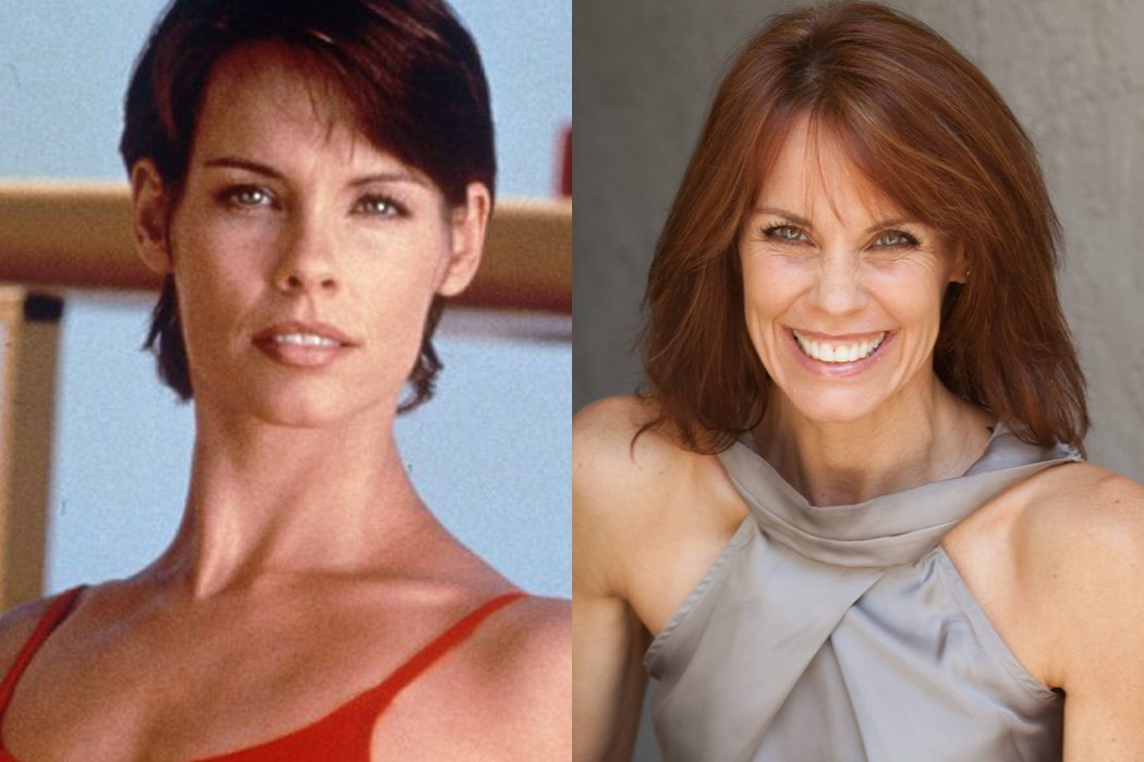 Alexandra Paul (Stephanie Holden)