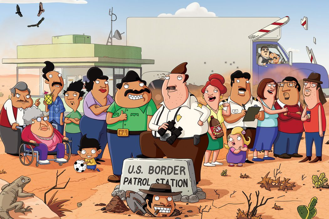 'Bordertown'