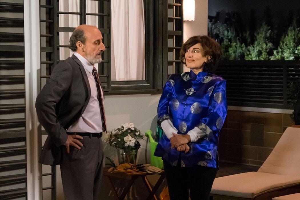 Enrique y Araceli en 'LQSA'