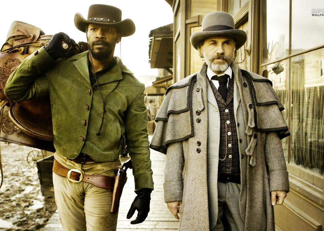 2012: 'Django desencadenado'