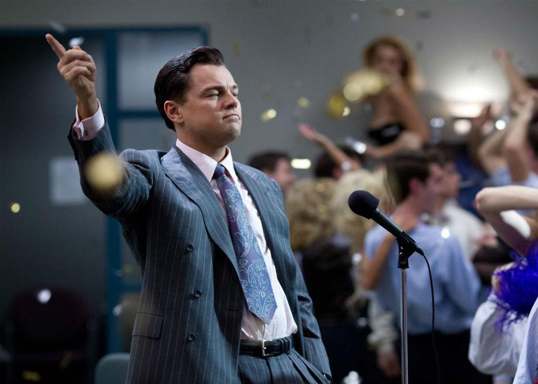 2013: 'El lobo de Wall Street'