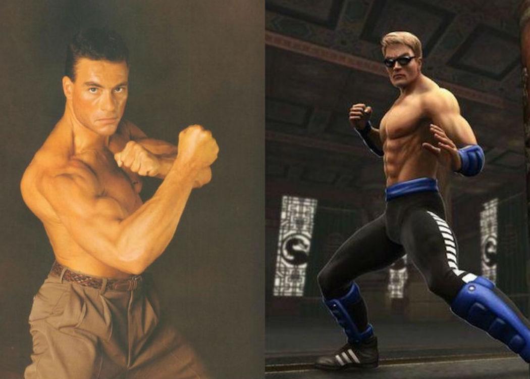 'Mortal Kombat' ama a Van Damme sobre todas las cosas