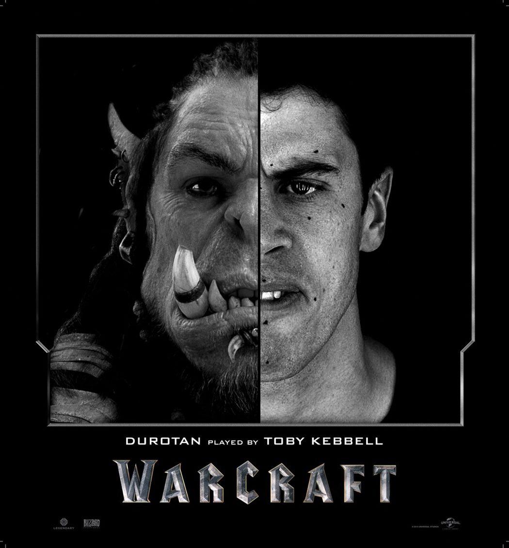 Toby Kebbell es Durotan en 'Warcraft: El Origen'