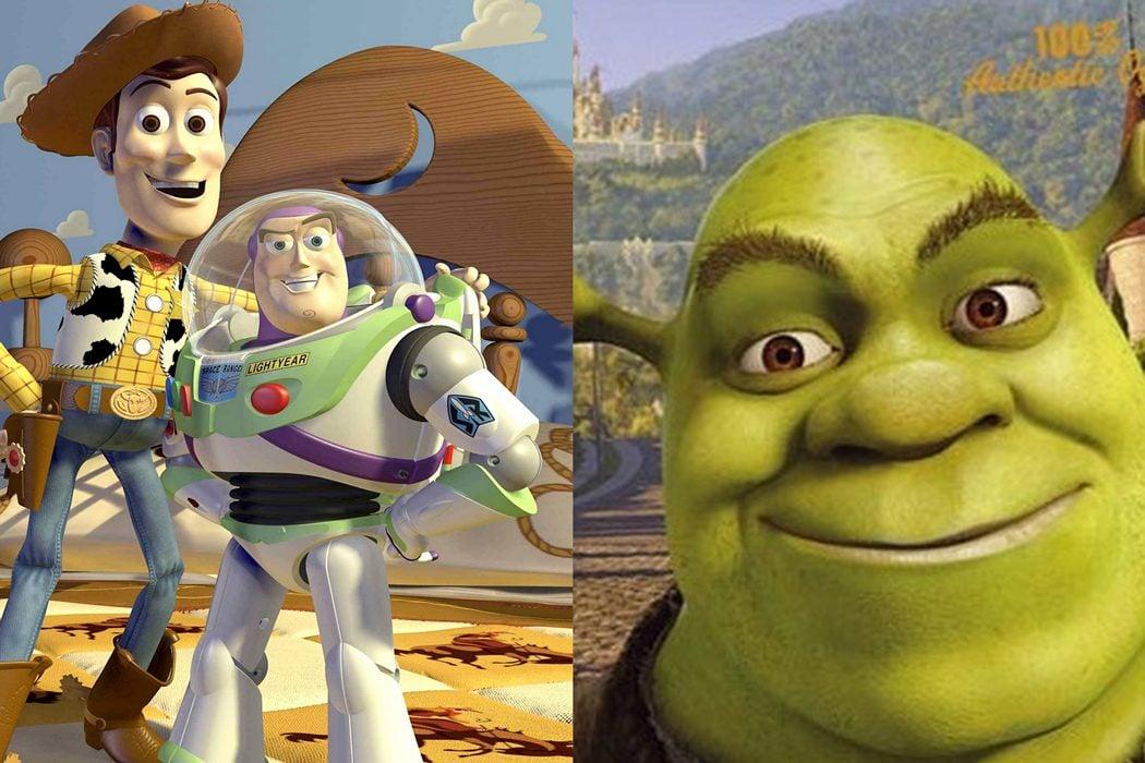 La única película de animación que se ha puesto al nivel de Pixar