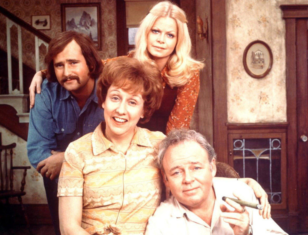 'All In The Family' (CBS, 1971)