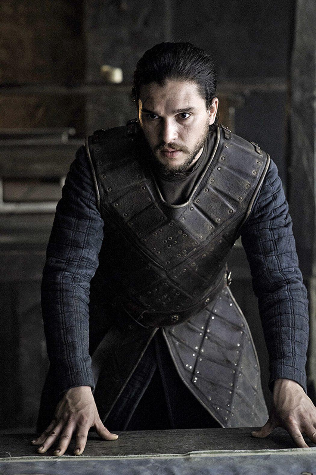 Jon Snow decide su destino