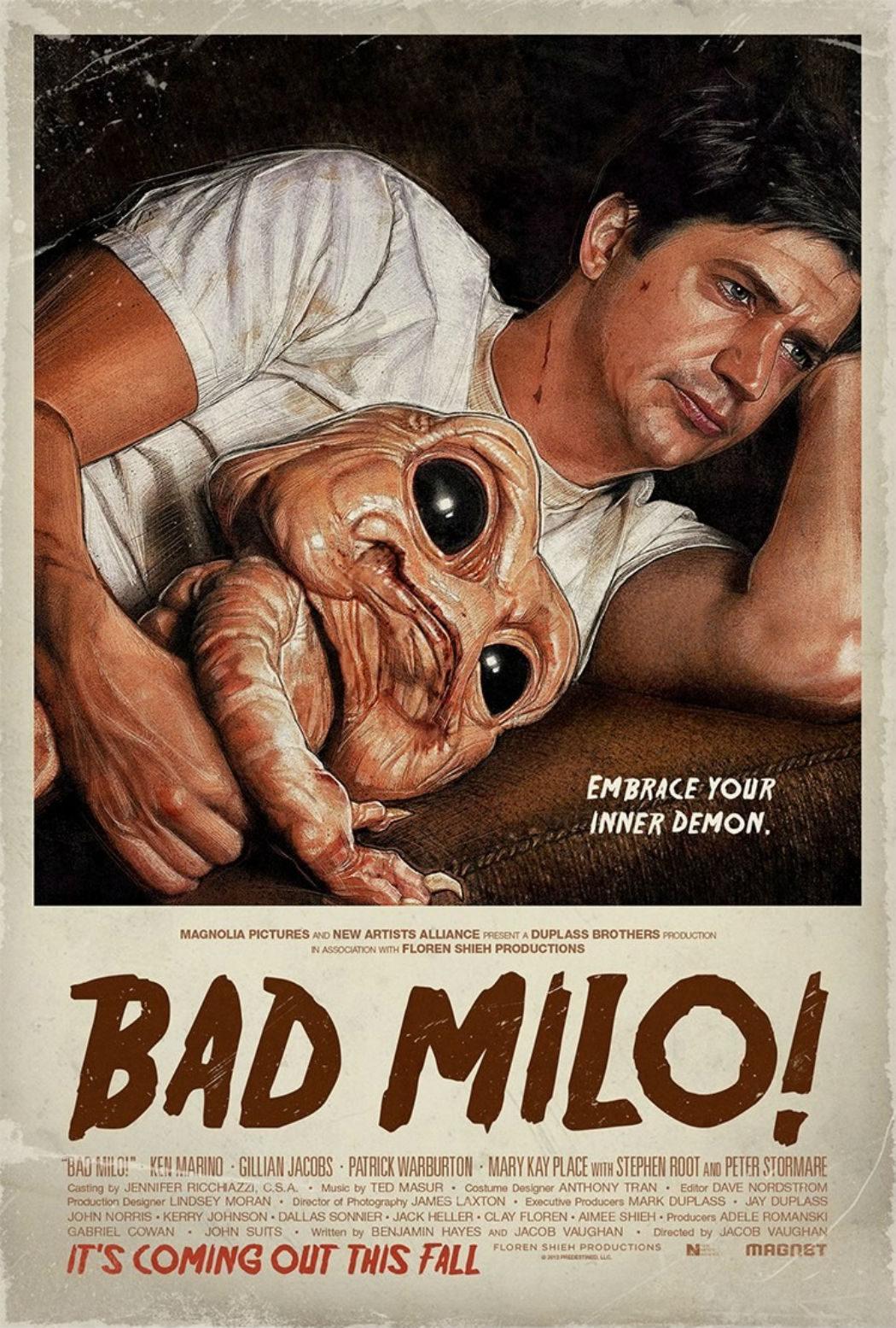 Bicho malo (2013)