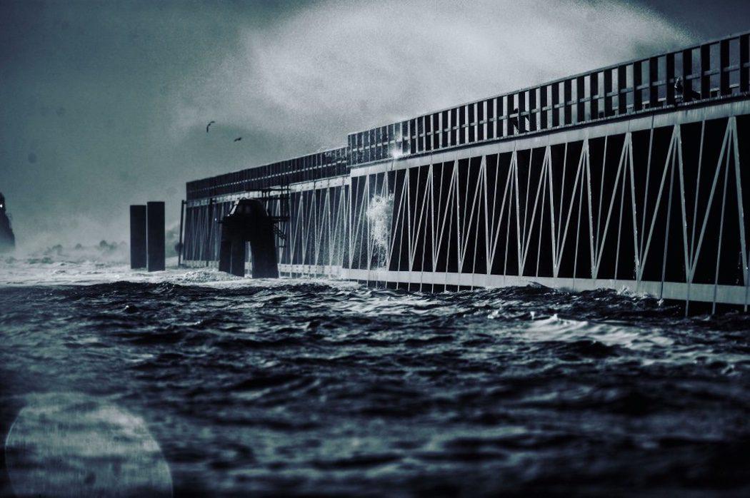 Set de rodaje de 'Dunkirk' de Christopher Nolan