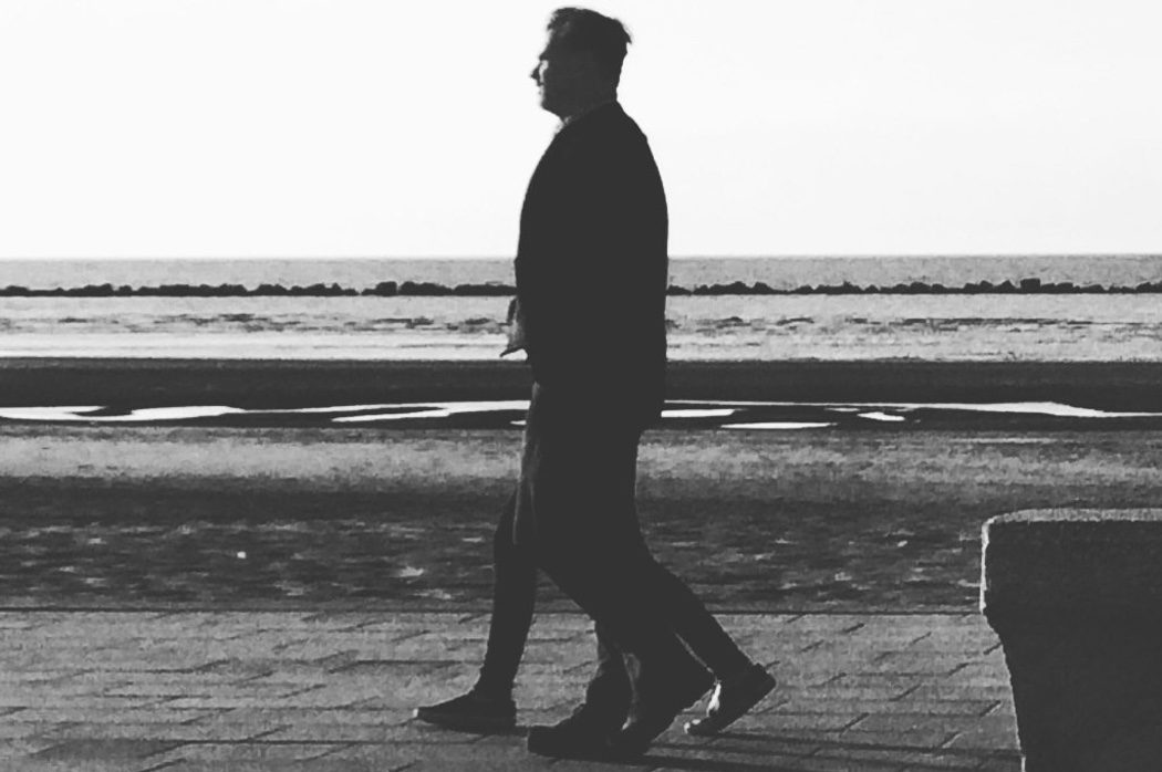 Christopher Nolan rodando 'Dunkirk'