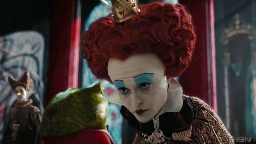 <b>Red queen</b>