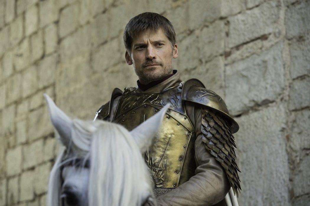 Jaime Lannister a caballo
