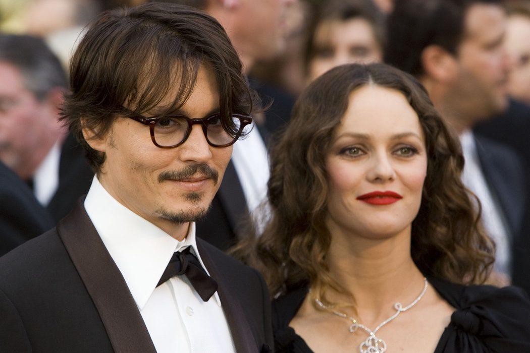 Vanessa Paradis defiende a Johnny Depp
