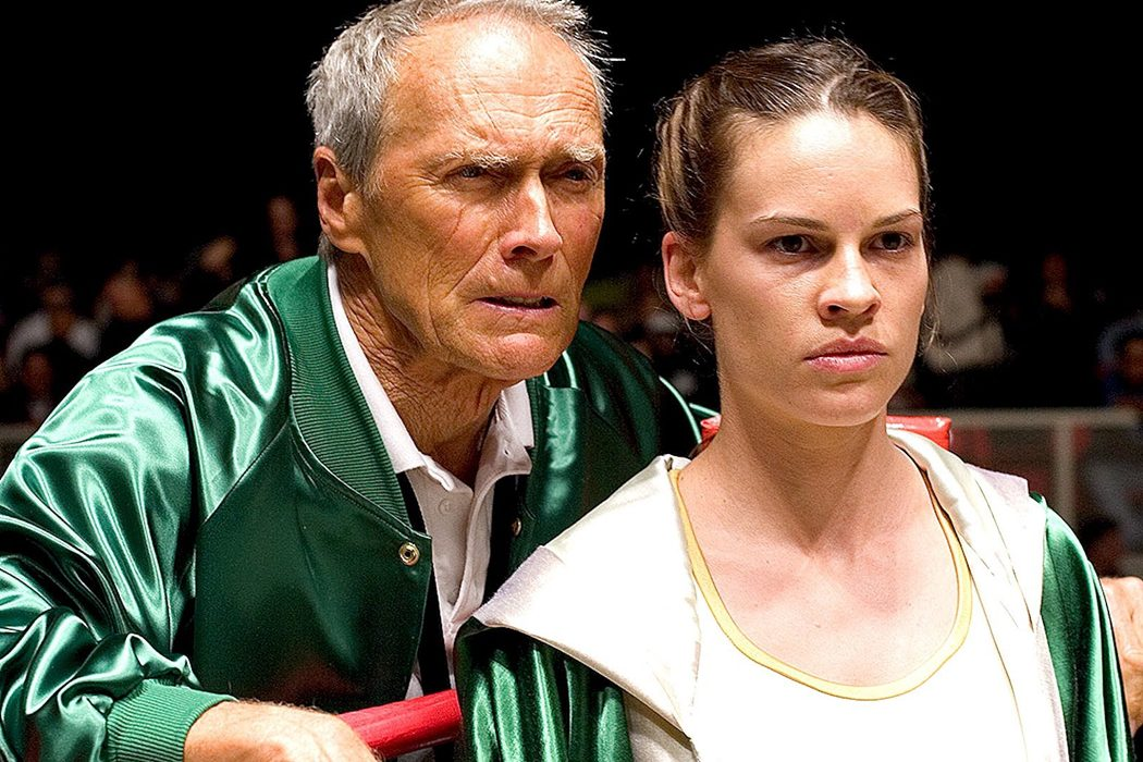 Frankie Dunn  en 'Million Dollar Baby' (2004)