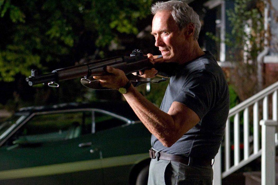 Walt Kowalski en 'Gran Torino' (2008)