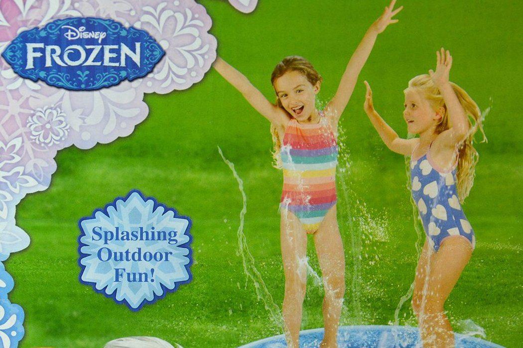Saltando sobre el Reino de Agua