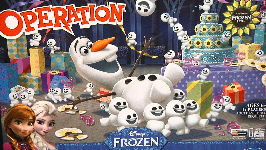 La pesadilla de Olaf