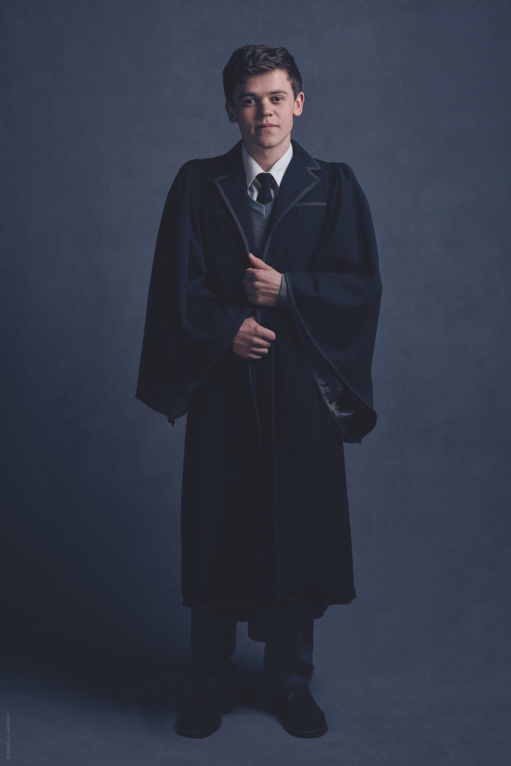 Sam Clemmett es Albus Severus Potter