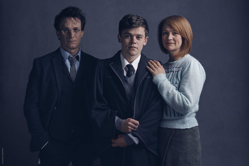 La familia Potter