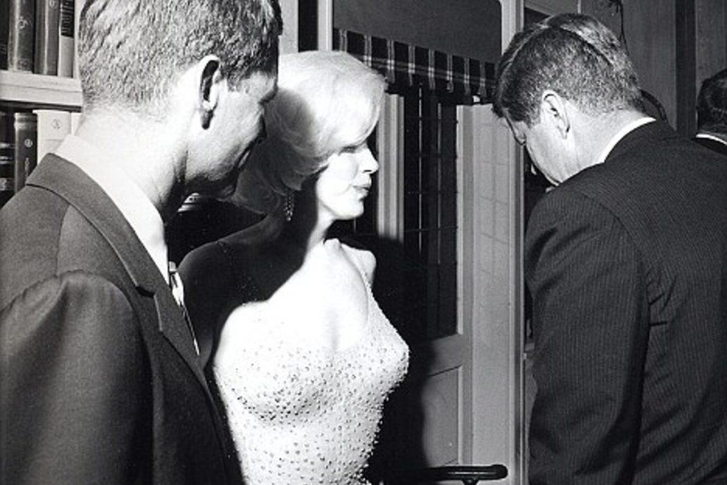 Un vestido presidencial