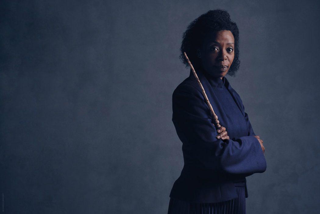 Noma Dumezweni es Hermione Granger