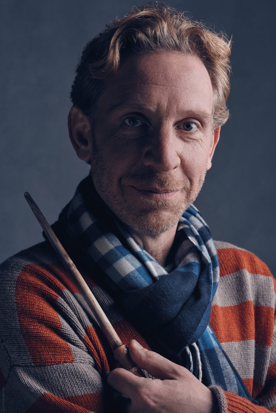 Paul Thornley es Ron Weasley