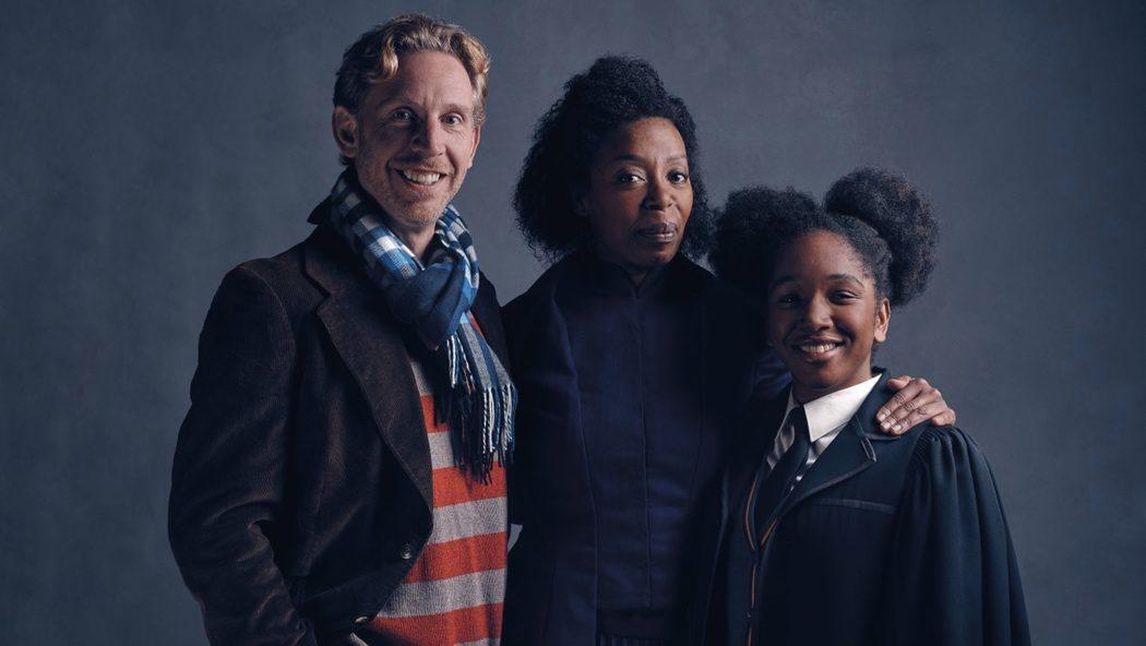 La familia Granger-Weasley