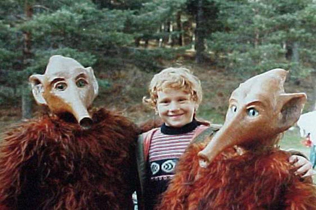 'Los nuevos extraterrestres' (1983)
